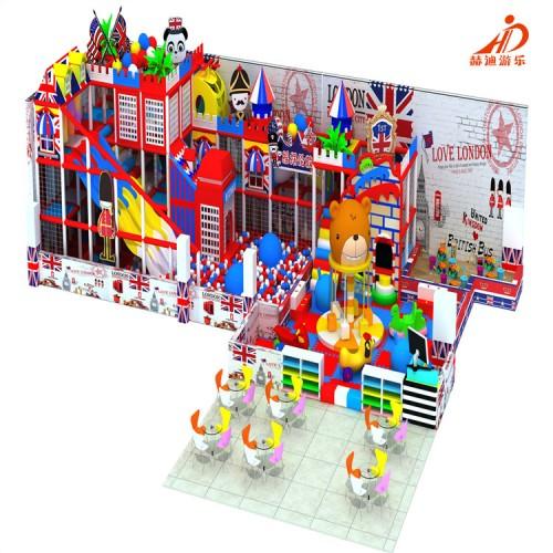 室内亲子游乐园 儿童淘气堡 儿童乐园 淘气堡设备 淘气堡