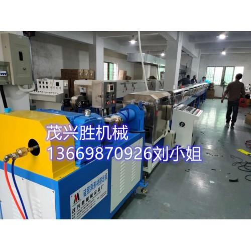 硅胶管挤出机  硅胶电线挤出机厂家