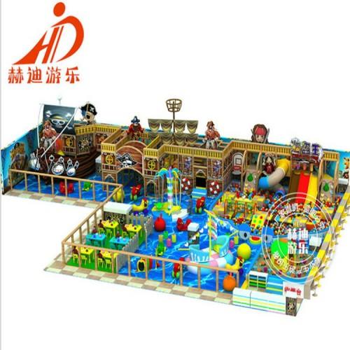 马卡龙淘气堡 室内儿童乐园 淘气堡设备 室内蹦床乐园