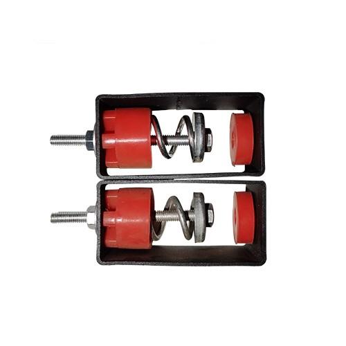 贵州弹簧减震器加工企业/汇广机械设备/接受订制天花减振器