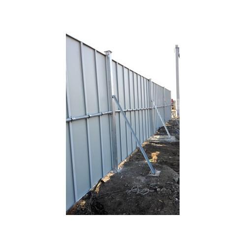 贵州彩钢板围挡生产「立友钢结构」-彩钢围挡&设计合理