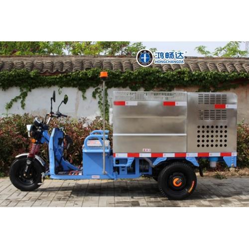 电动三轮保洁车 电动环卫设备 内蒙古绿通电动车有限公司