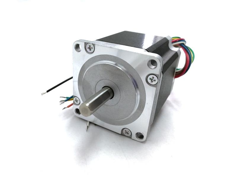 信浓步进电机STP-58D4008低噪音大扭矩