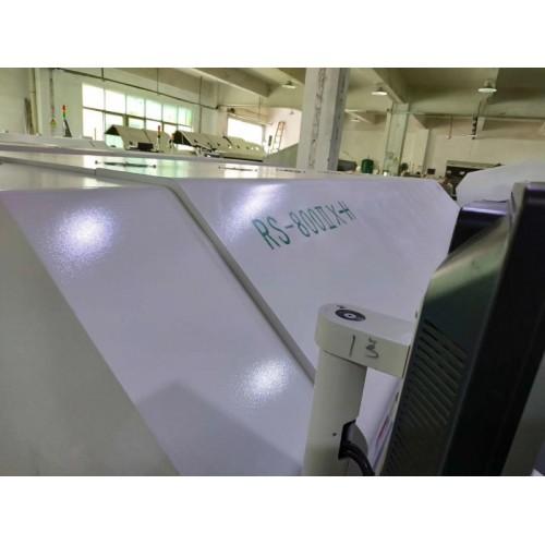 租赁劲拓RS-800II八温区高端回流焊带