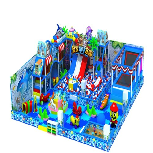 淘气堡设备 室内儿童乐园 大小型亲子乐园 淘气堡厂家