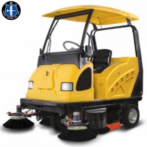 电动驾驶式扫地机 电动清洁设备 内蒙鸿畅达