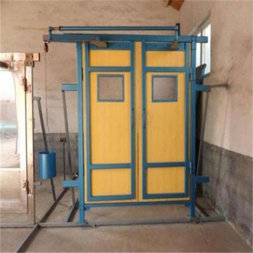 风门自动控制装置(福通)矿用自动风门控制方式