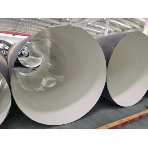 防腐地下管-3PE无缝防腐钢管-天津华洋通盛钢管供应