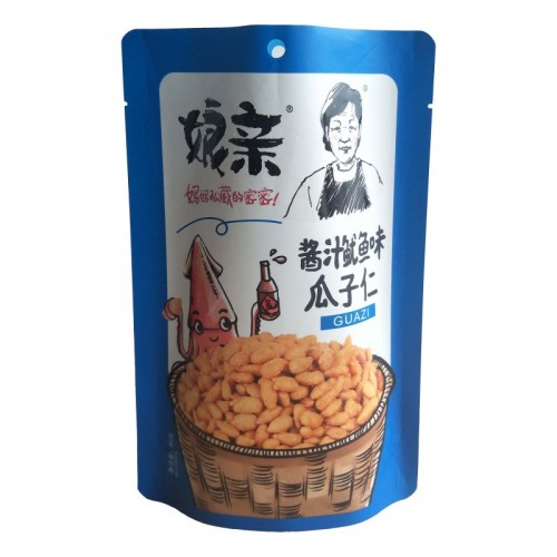 休闲零食风味食品包装袋个性化食品包装袋镀铝自立自封袋