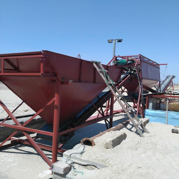 洗砂生产线  各种洗砂机  中贝信