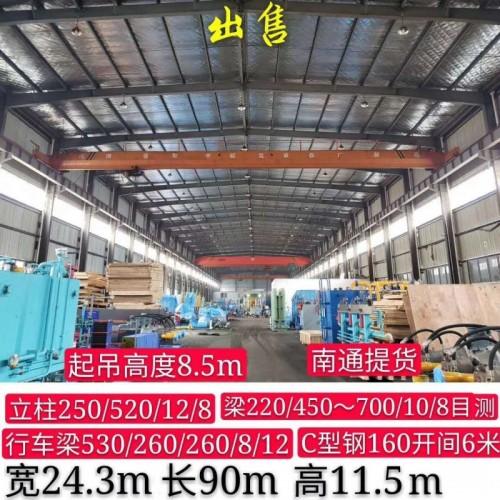 德胜二手钢结构厂房市场