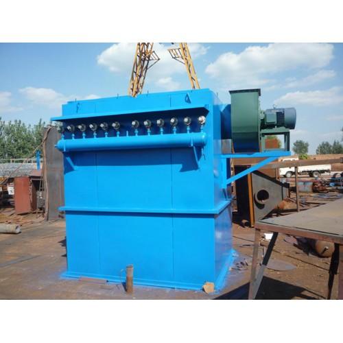 青海布袋式除尘器厂家-河北新达除尘公司-订做脉冲单机除尘器