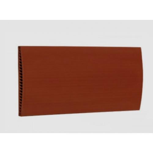 广东建筑陶板生产企业-乐潽陶板-外墙陶板厂价现货弧形板