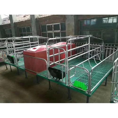 陕西西安母猪产床「志航机械」双体母猪产床费用