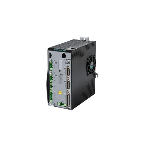 深圳高创双轴伺服驱动器DDHD 高功率密度高扭矩 高过载能力