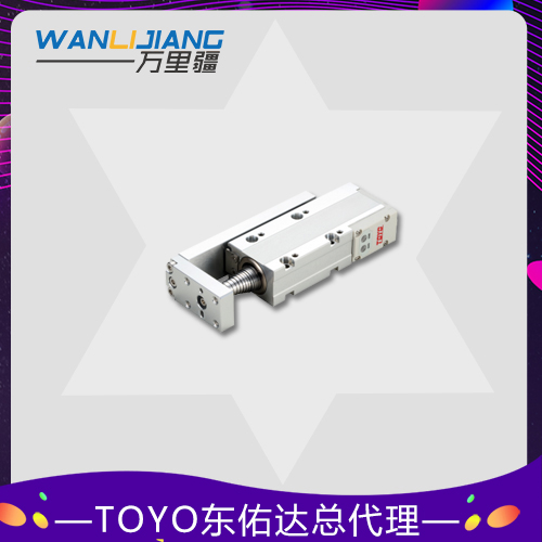 供应TOYO高精度超小型电动缸DMG25 东佑达华南总代理