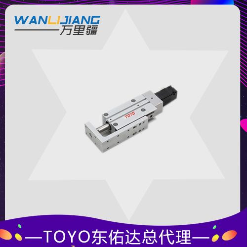 高精度微型闭环步进电动缸TOYO CSH20深圳电缸厂家代理