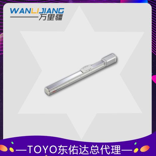 轨道内嵌式电动滑台TOYO DGTH4 东佑达微型电缸批发