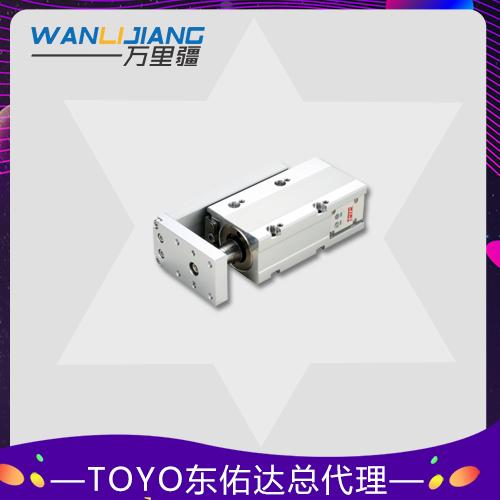 TOYO低噪音超小型伺服电动缸DMG40 结构紧密体积小