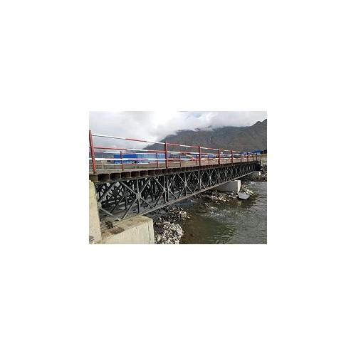 辽宁沈阳贝雷桥「沧顺路桥」钢便桥厂家价格