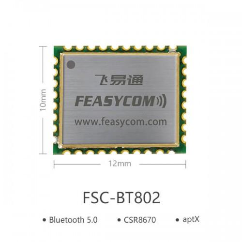 CSR8670蓝牙音频模块方案 | FSC-BT802