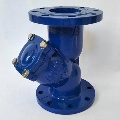 厂家直销 法兰过滤器 GL41H-16Q 管式管道过滤器