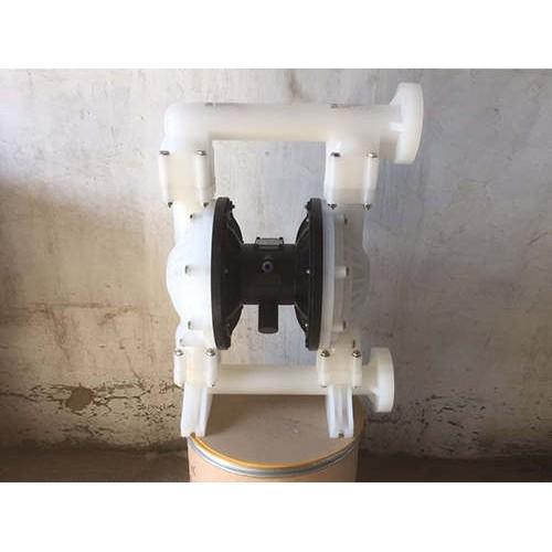 湖南工程气动隔膜泵厂家泊头鑫达公司/QBY50塑料气动隔膜泵