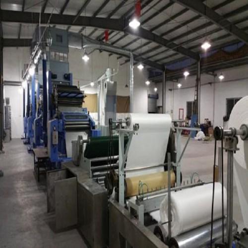 义乌瑶创 化妆棉原料生产线