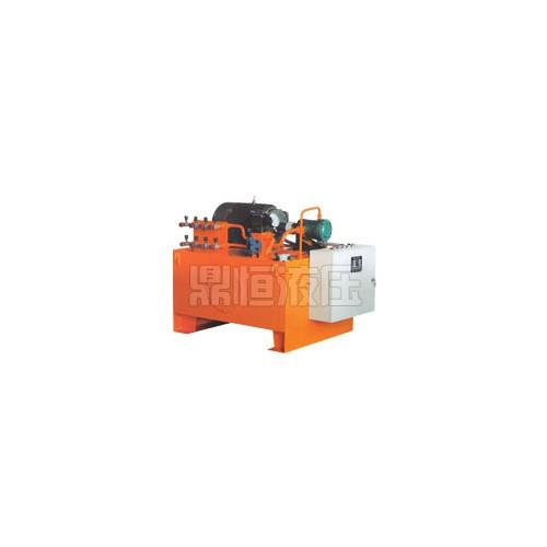 黑龙江液压提升制造企业/鼎恒/生产制造YB-60型液压泵站