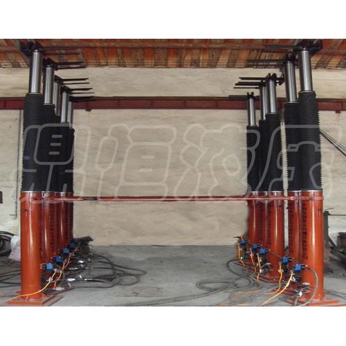 内蒙古液压提升设备厂家-鼎恒-生产加工YB-40型液压泵站