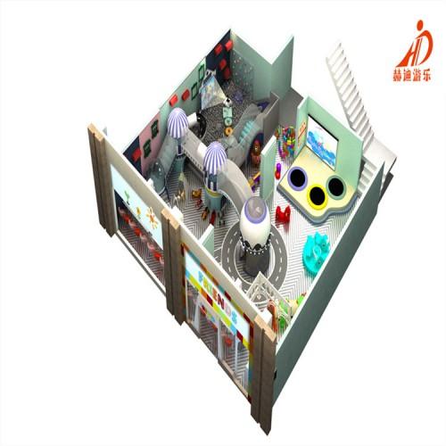 淘气堡儿童乐园 儿童蹦床乐园 淘气堡设施 百万海洋球池