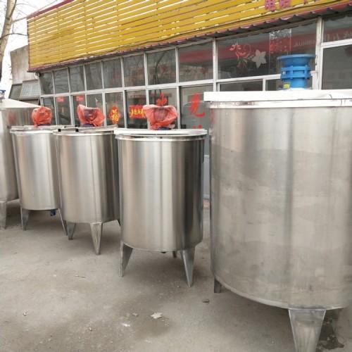 3吨不锈钢食品级电加热搅拌罐厂家推荐
