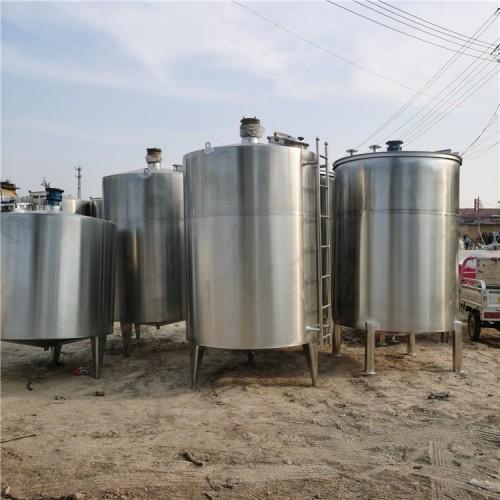 二手1吨不锈钢火锅底料搅拌罐现货供应