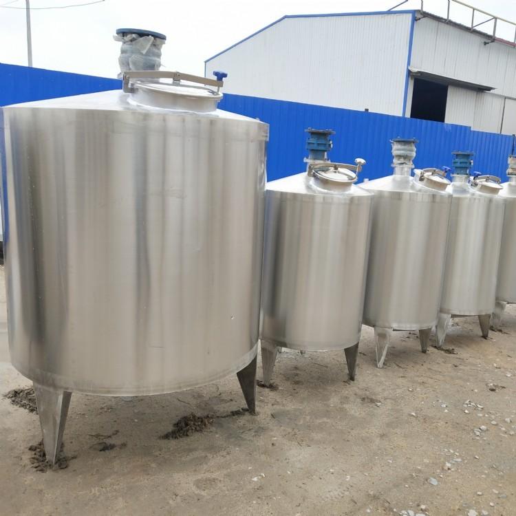 二手电加热搅拌罐储酒罐品质可靠