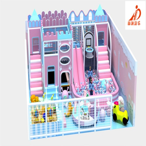 室内淘气堡 蹦床乐园 淘气堡设施 儿童游乐设备