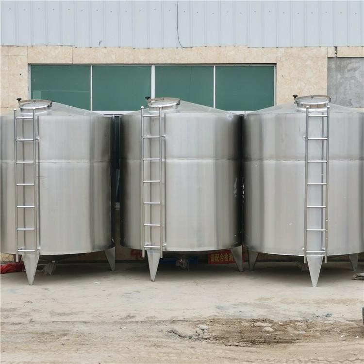 不锈钢立式储罐搅拌罐各种型号