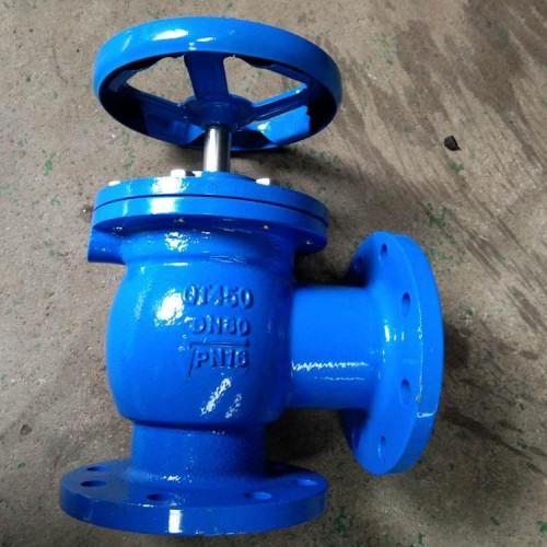 厂家供应 JM744X电动排泥阀 手动铸铁排泥阀 电动排泥阀