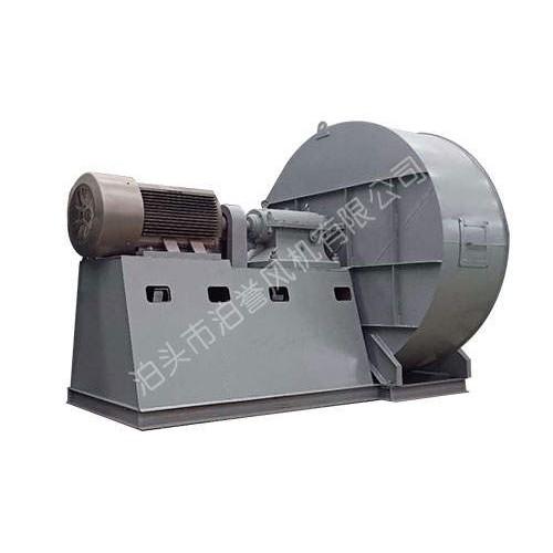 海南不锈钢高压风机厂家/泊誉风机来图加工除尘风机4-73
