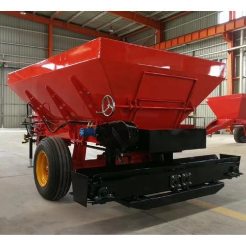 厂家直销北京示范果园基地用撒肥机单侧顺肥施肥机有机肥撒肥机