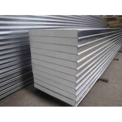 山东彩钢夹芯板加工企业|天津超时代彩钢结构|订购聚氨酯夹芯板