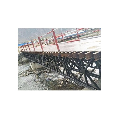 吉林「钢便桥」怎么样@沧顺路桥工程贝雷桥^规格多样