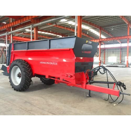 扬粪机价格 农场里得大型扬肥机