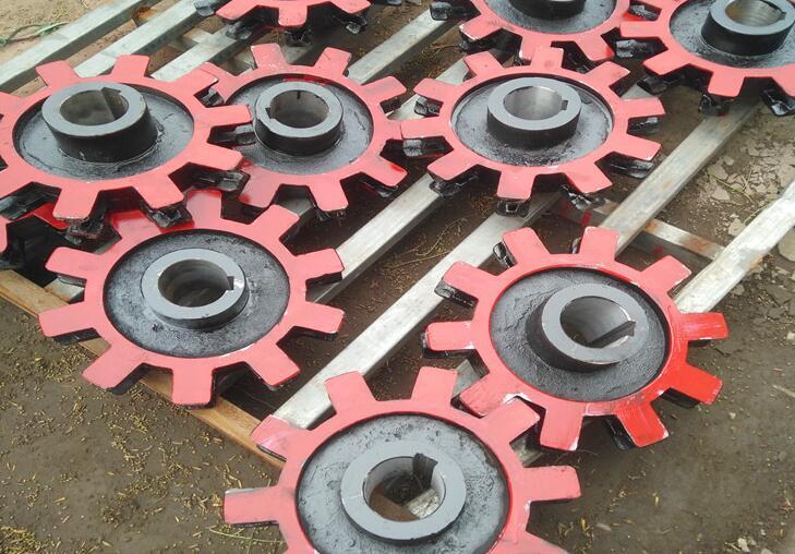 除渣机链轮材质标准