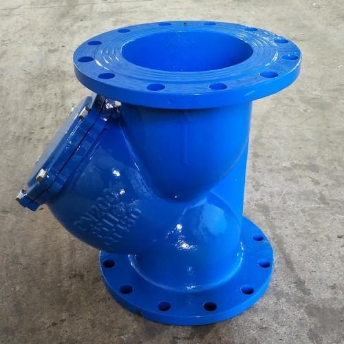 厂家现货供应Y型过滤器 管道过滤器 球墨铸铁过滤器