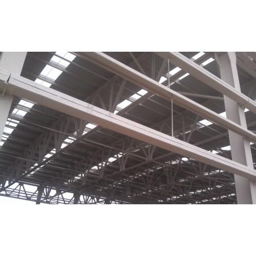 平谷彩钢钢构工程厂家-福鑫腾达彩钢制作厂家定做钢结构厂房