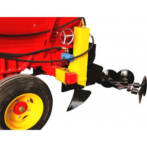 开沟施肥一体机 天盛机械制造厂家直销