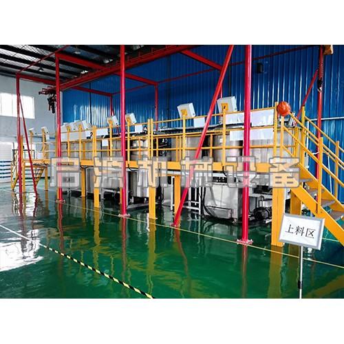 山西有机浸渗设备厂家~启源机械设备来图加工浸渗代加工服务
