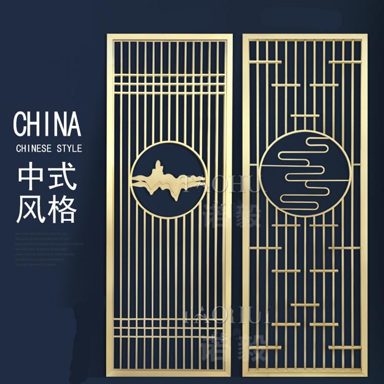 不锈钢屏风/铜铝雕屏风厂家   诺毅钢业