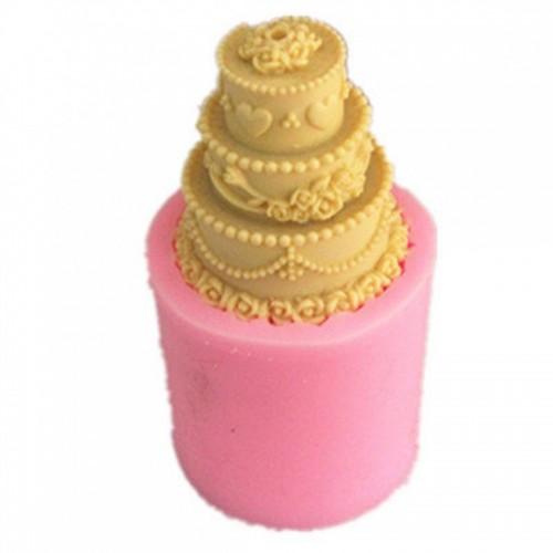 巧克力蛋糕模具硅胶 食品模具硅胶厂家