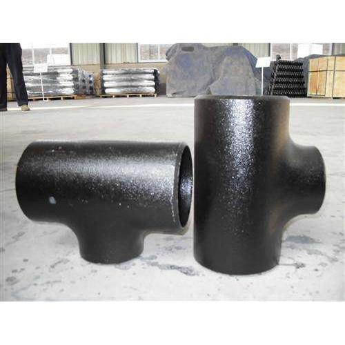 浙江高压三通厂家供应/皓舜管道设备--碳钢三通